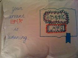 another sample pillow case