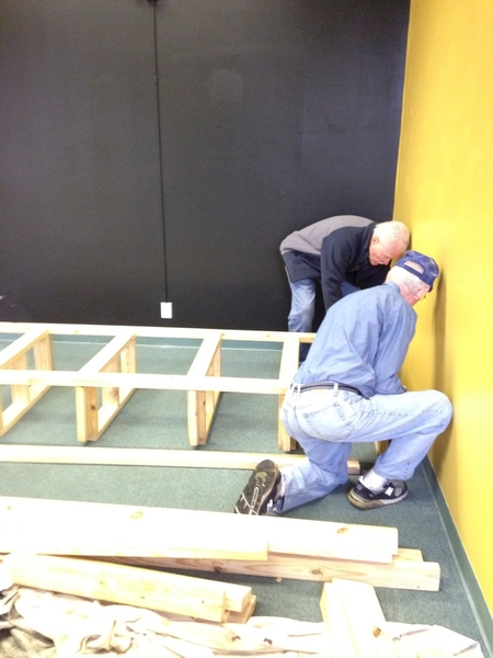building risers