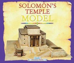 Solomon's Temple Model by Tim Dowley