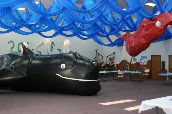 Whale Classroom Decor ~ Making jonah s whale rotation