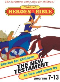 the video Children's Heroes of the Bible