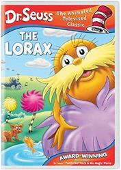 The Lorax DVD 1972 TV Special