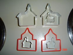 Church Cookie Cutters