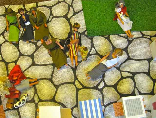 "The Diorama Or ""Story Table"" Workshop"