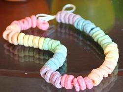 Fruit Loop Necklace