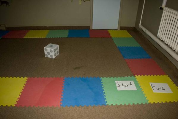 Janice Game Board
