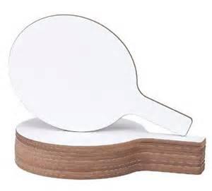 Dry Erase Paddle