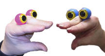Peeper Puppets