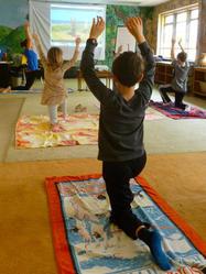 prayer yoga