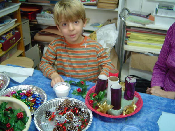 Art 2006 Advent Wreath 2