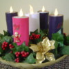 Art 2006 Advent Wreath 4