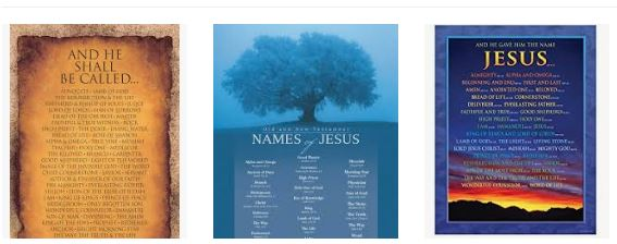 name-of-jesus-posters