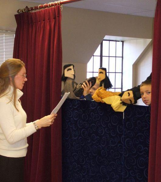 puppets - FUMC Ann Arbor