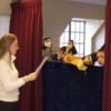puppets FUMC Ann Arbor