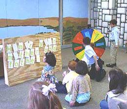 A game wheel