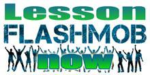 Lesson Flash Mob Graphic
