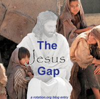 Does your teaching have a Jesus Gap?