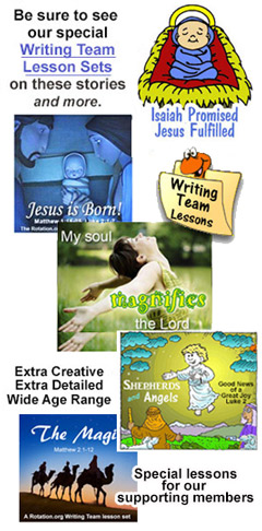 Creative Names for Sunday School and Workshops <Post yours