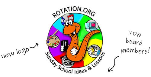 Rotation.org January Email Newsletter Logo!