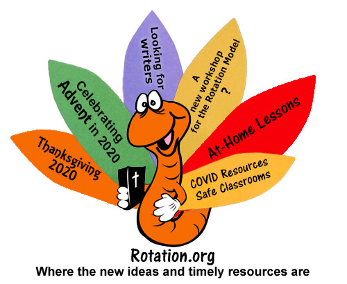 Rotation.org Thanksgiving, Stewardship, and Advent Resources