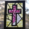 tissue paper stained glass final