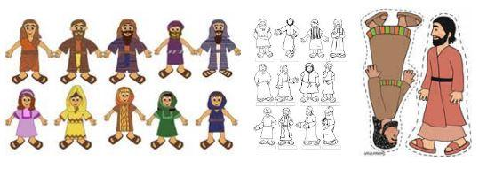 graphic about Bible Character Puppets Printable referred to as Shadow Puppet How-toward Components