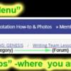 menu: Click me to enlarge