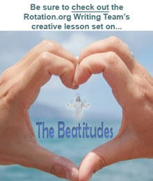 Image representing the Beatitudes Lesson Set
