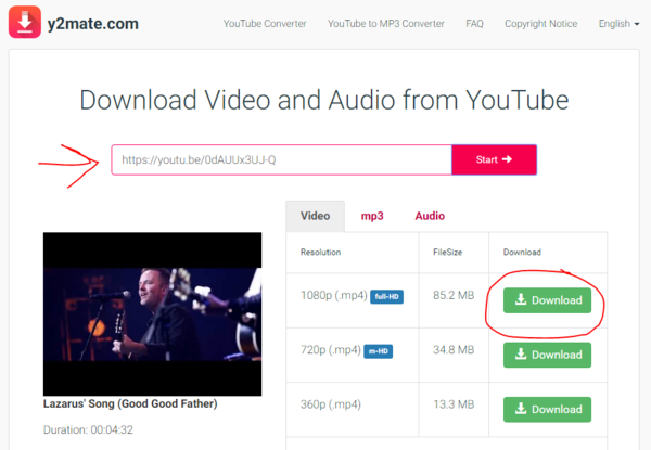 How to Download Videos from YouTube and view them offline | Rotation org