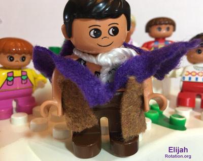 LEGO ELIJAH