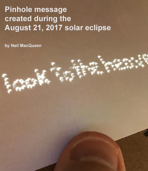 eclipsemessage
