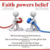 faithpowersbelief
