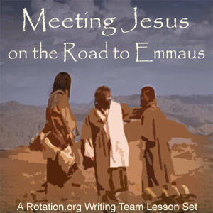 Road to Emmaus Lesson Set Logo