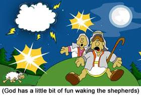 wakingupsheps