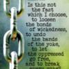Isaiah58-6