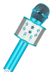 Rechargeable kids microphone