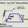Lay Flat Drama Set-Up